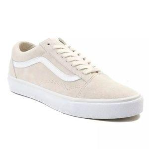 NWT Vans Old Skool Premium Suede Skate Shoe